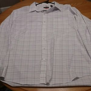 Van Heusen XXL button down dress shirt